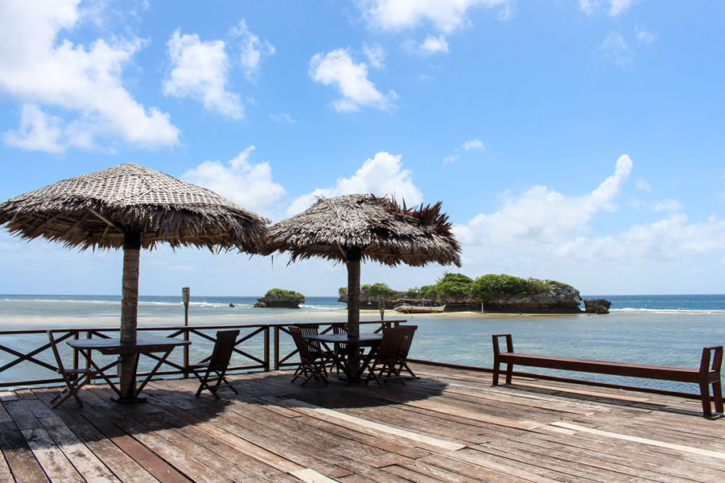 There are not many hotel in Wakatobi Islands. We stayed at Patuno resort.