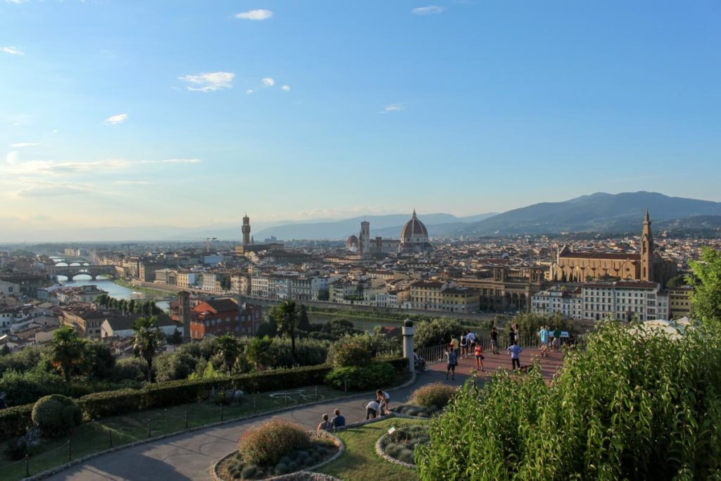 Tuscany is a diverse region to visit in Italy with breathtaking views.