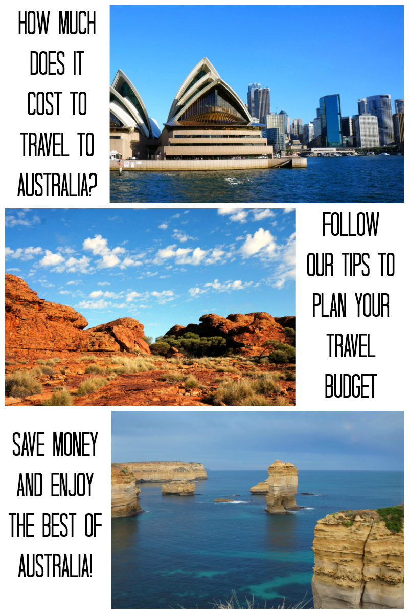 How much does it cost to travel in Australia?