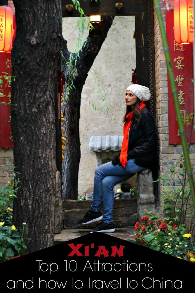 Top 10 Things to do in Xi'an, China! History, Adventure and Fun! All the unmissable places and attractions in Xi'an, plus travel tips. How to travel to China, visa requirements, where to stay and a cultural shock.