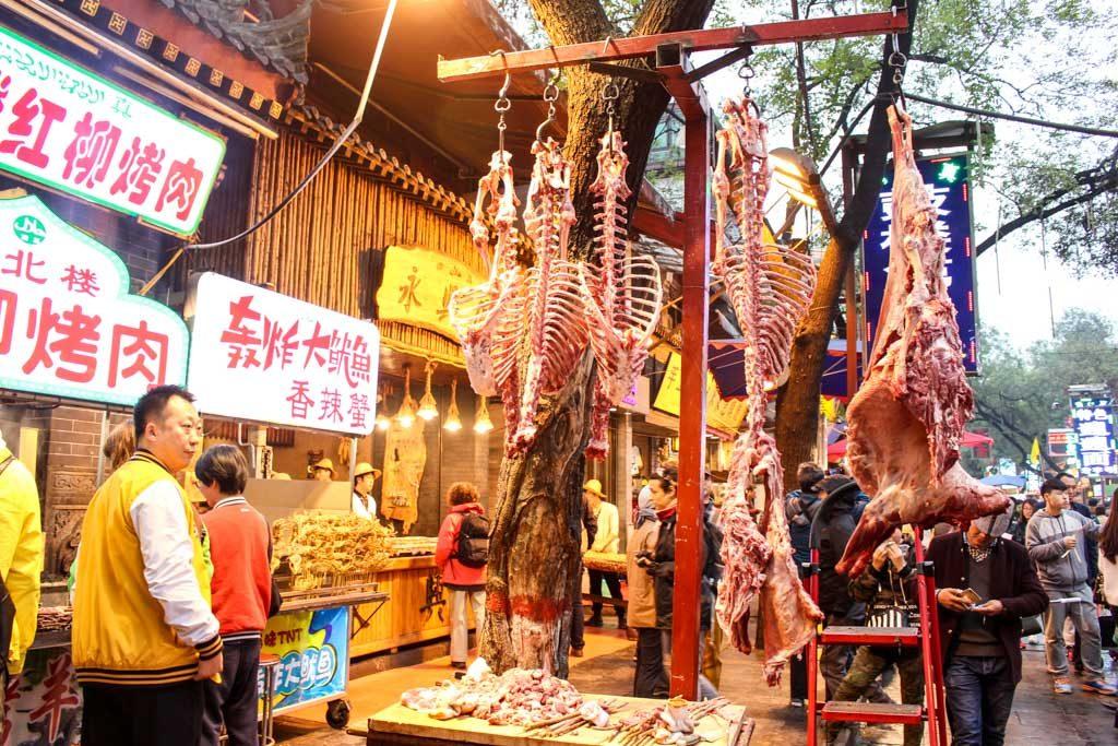 Durante sua viagem para Xi'an, você vai ver muitas coisas diferentes e as vezes o choque cultural é inevitável.