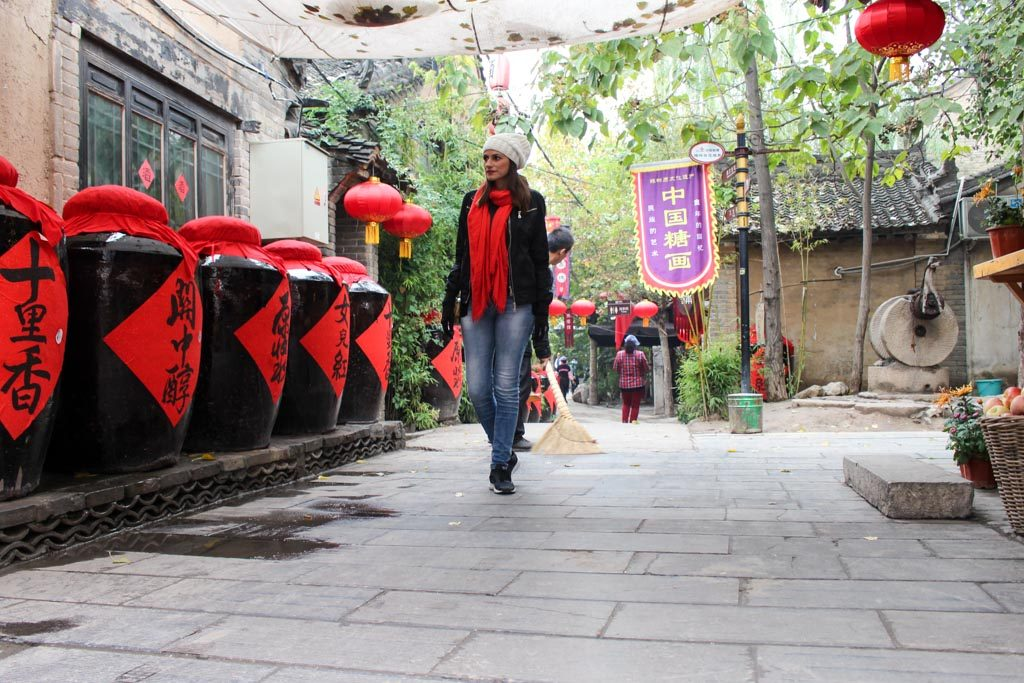 One of the amazing things to do in Xi'an is to travel to the past and learn about the history and culture of China.