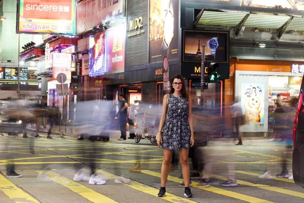 The lights, the streets and the busy city! There are so many things to do in Hong Kong.