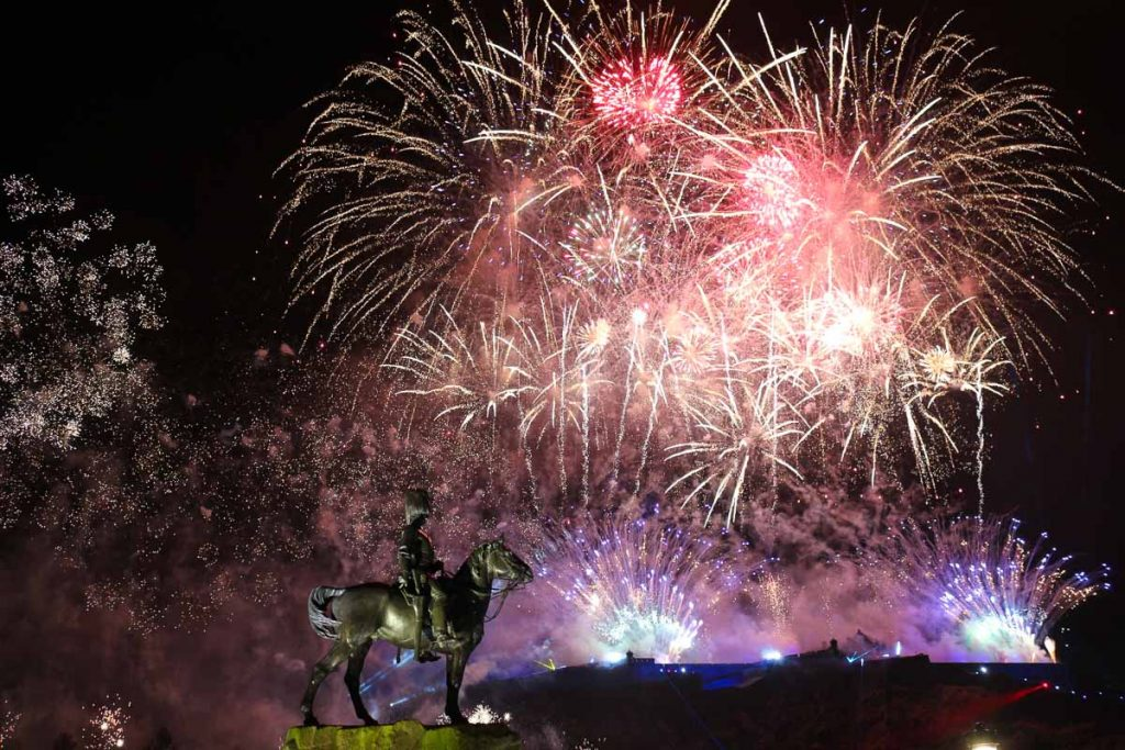 Is Edinburgh Hogmanay The Best Place for New Year's Eve in ...