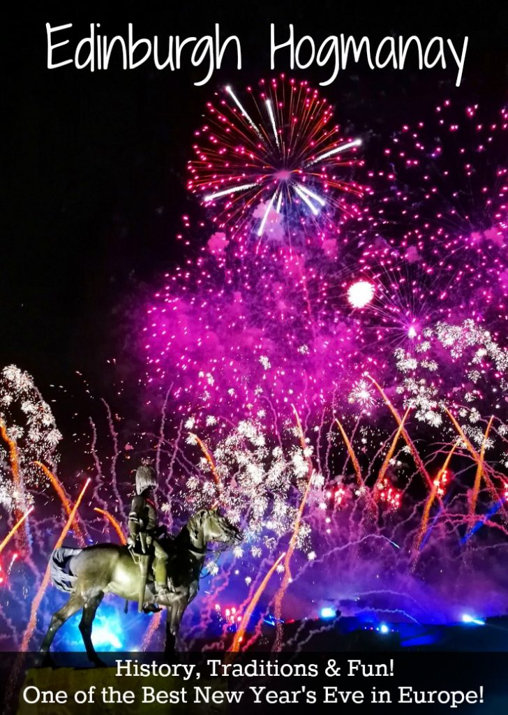 Edinburgh Hogmanay, how to plan your trip