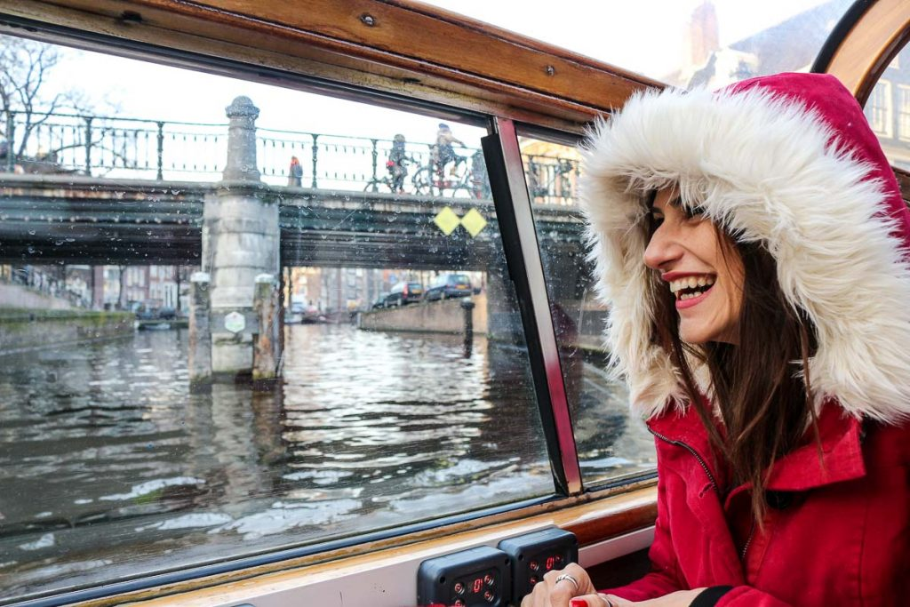 Don't fear the cold, there are many things to do in Amsterdam in winter, 3 days is enough to visit the city top attractions.