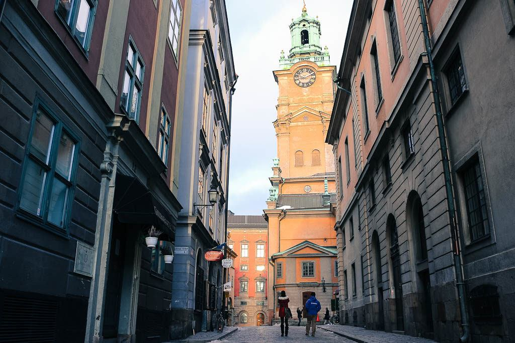 On your list of what to do in Stockholm you need to add a tour at Gamla Stan historical area.
