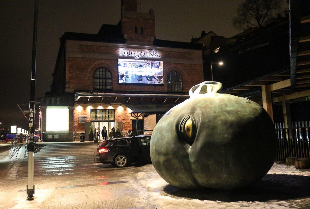 Visitar o Museu de Fotografia é a nossa sugestão do que fazer a noite em Estocolmo, Suécia.