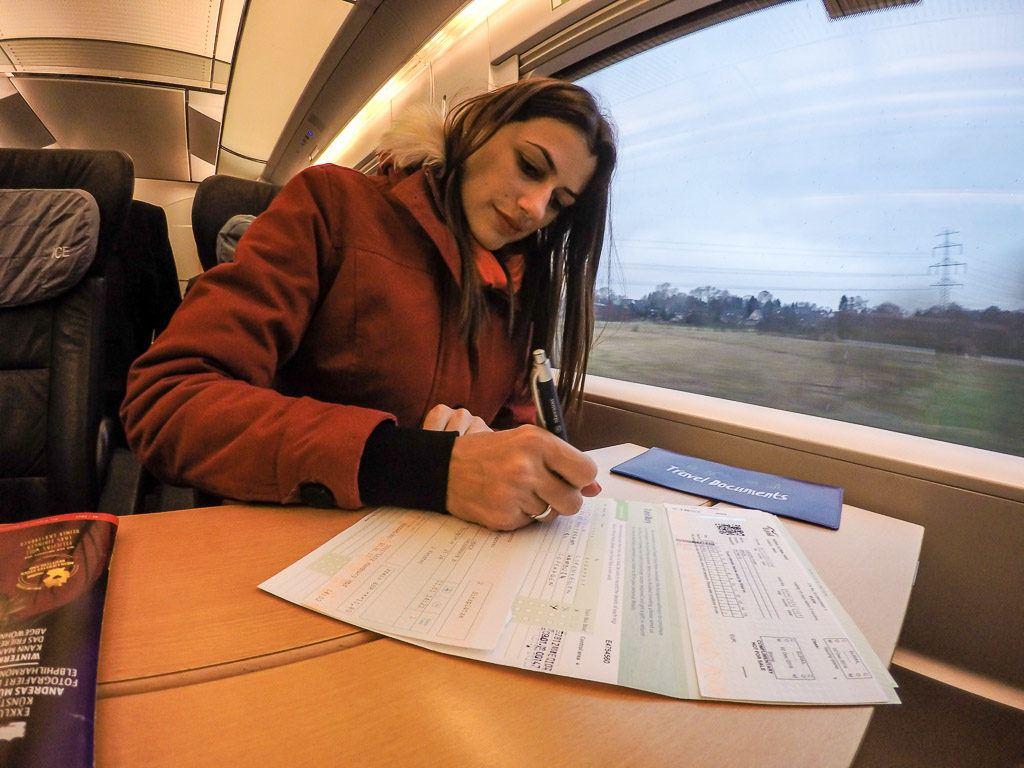 Viajar com o Eurail Escandinávia Pass é muito fácil. Apenas uma passagem válida nos 4 países: Noruega, Suécia, Dinamarca e Finlândia.