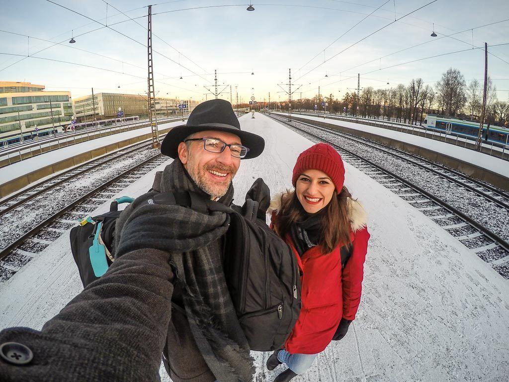 Como viajar de trem pela Escandinávia. Escolha o melhor passe da Eurail e aprenda a montar o roteiro e fazer reservas.