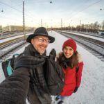 Como viajar de trem pela Escandinávia com o Passe da Eurail