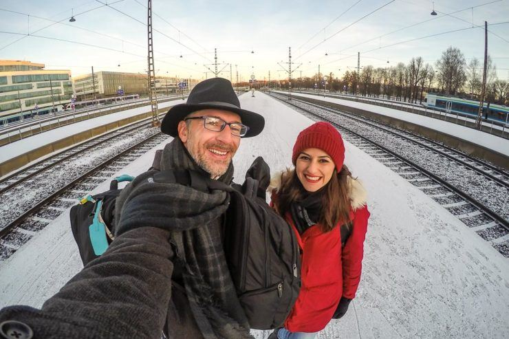 Como viajar com Eurail Pass Escandinávia