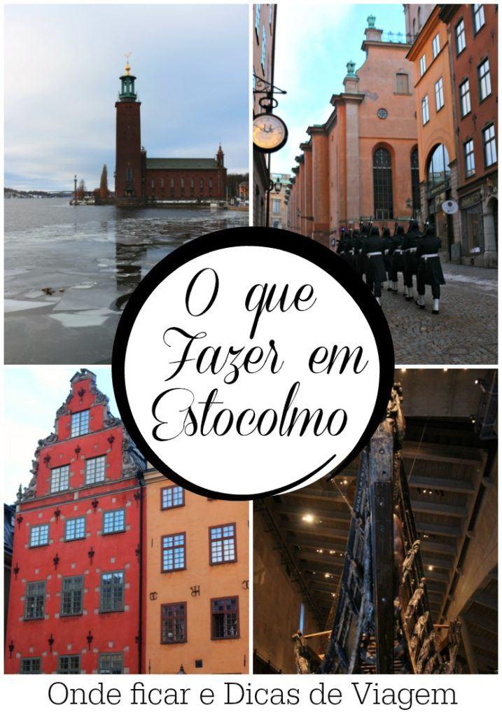 Dicas de viagem e o que fazer em Estocolmo, Suécia. Atrações, lugares para visitar durante o inverno e onde ficar em Estocolmo. Tudo para planejar sua próxima viagem.