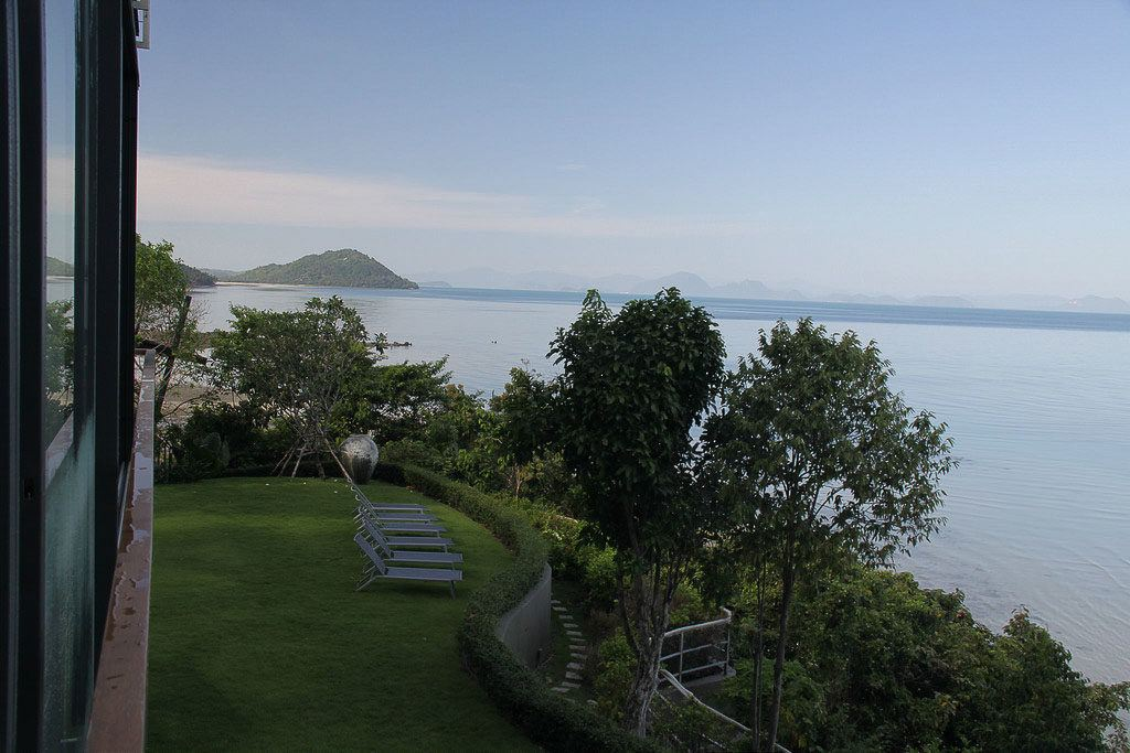 Luxury stays are among the reasons to visit Koh Samui.