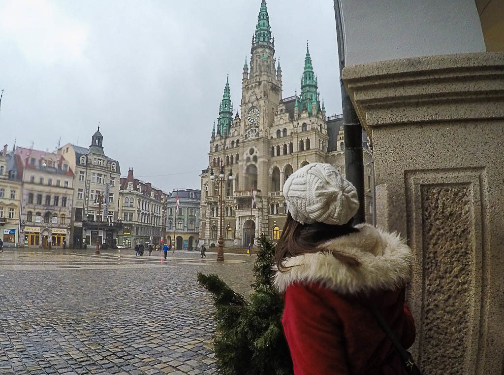 It's time to visit Liberec in Czech Republic. A beautiful town with tons of things to do.