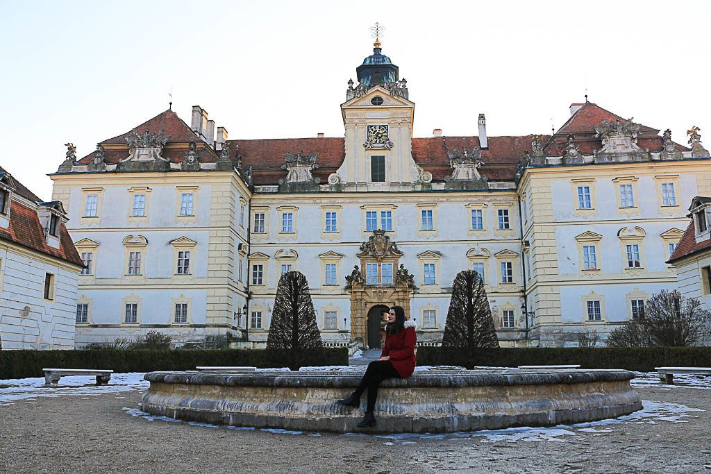 The Valtice Castle is another top attraction close to Brno. It's the home of the National Wine Center.