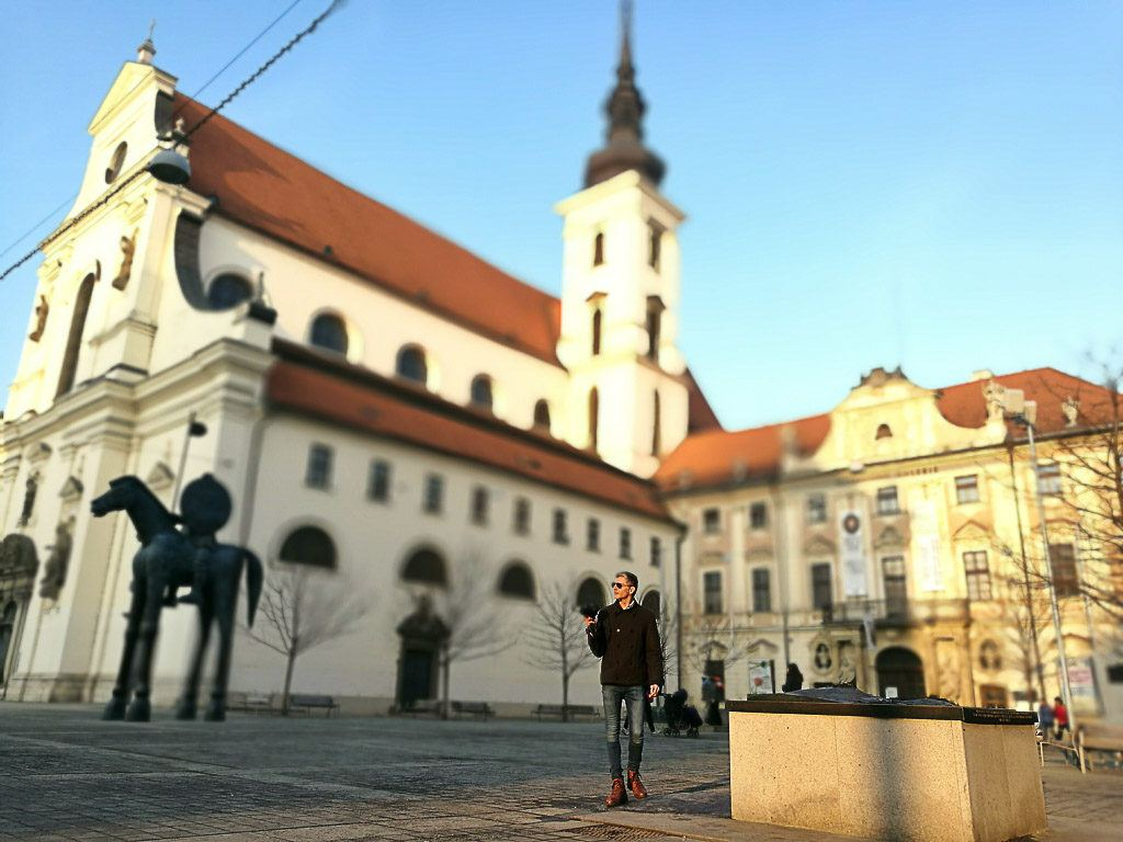 What to do in Brno, Czech Republic? Visit the historical buildings and travel to the past.