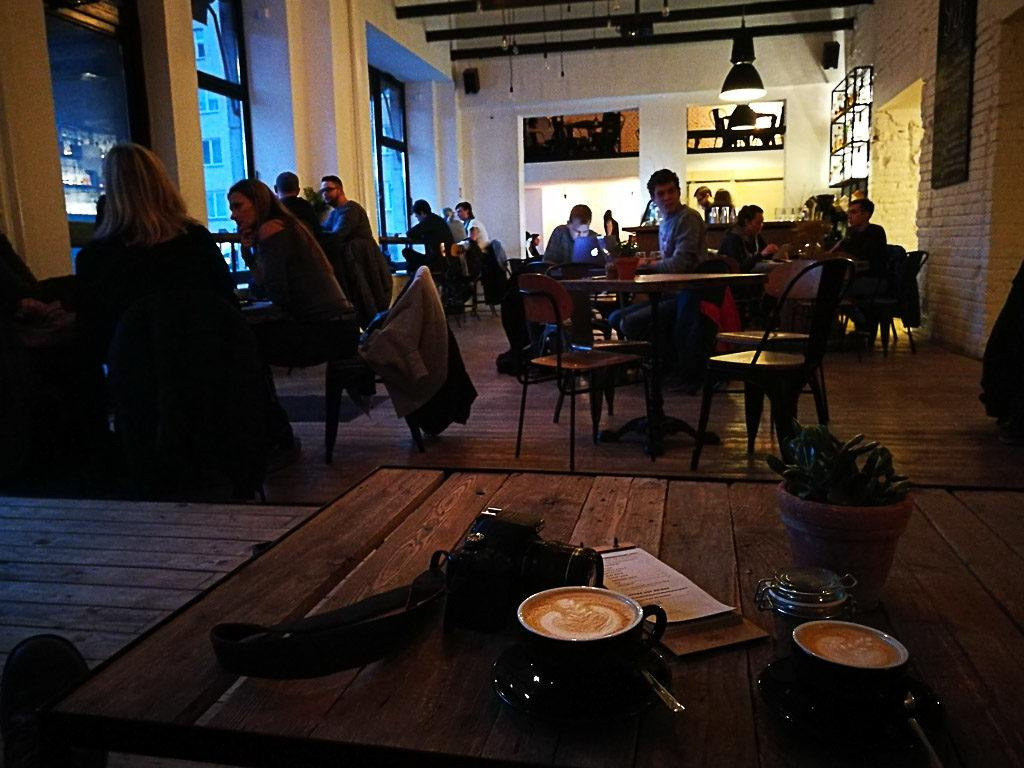 Trendy and hipsters cafes are all around Brno, Czech Republic. Try the best bars in Brno.