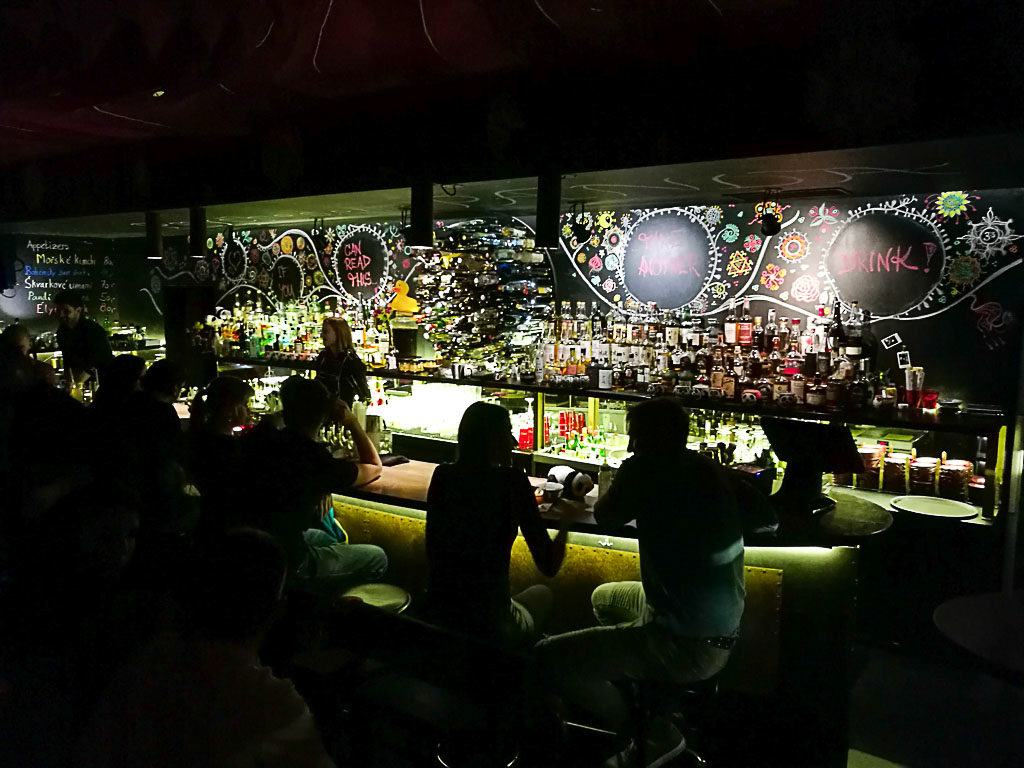 Super Panda Circus is one of the best bars in the world. It's located in the heart of Brno, Czech Republic.
