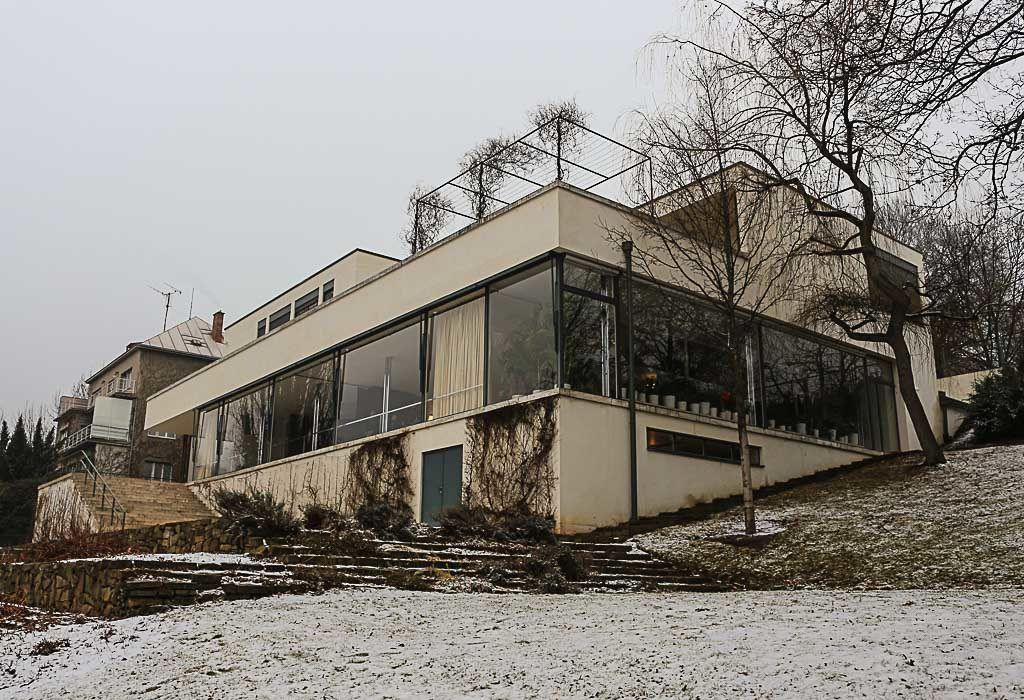 The list of unique things to do in Brno is big, and the Villa Tugendhat is one of the coolest places to visit in Brno.