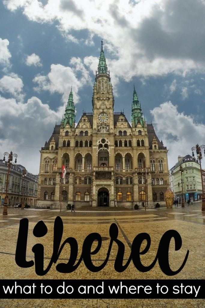 Pack your bags and visit Liberec now. An interesting city in the Czech Republic that is a winter sports wonderland packed with beautiful architecture. Follow our tips of things to do in Liberec, where to stay and how to have fun.