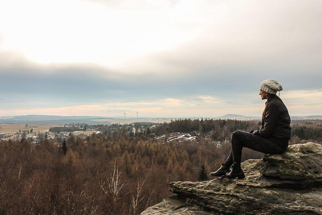 Visite o Parque Nacional Boêmia Suíça na República Tcheca, um lugar lindo demais.