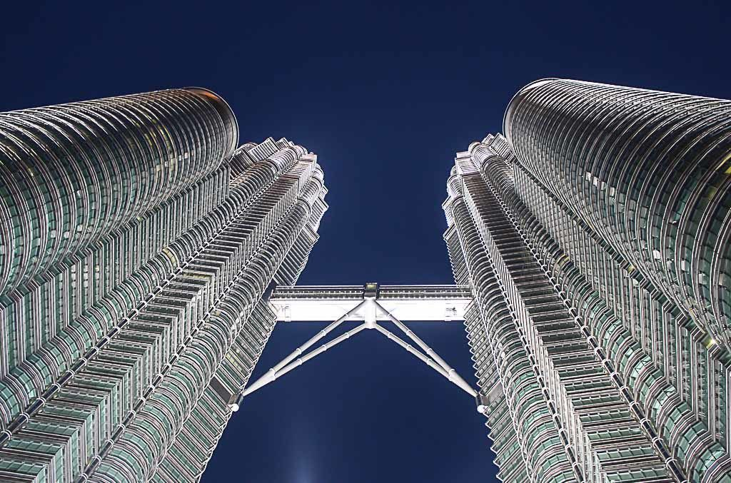 A trip to KL is not complete without a visit to the Petronas Tower. You can look form outside or go all the up to the observation deck.