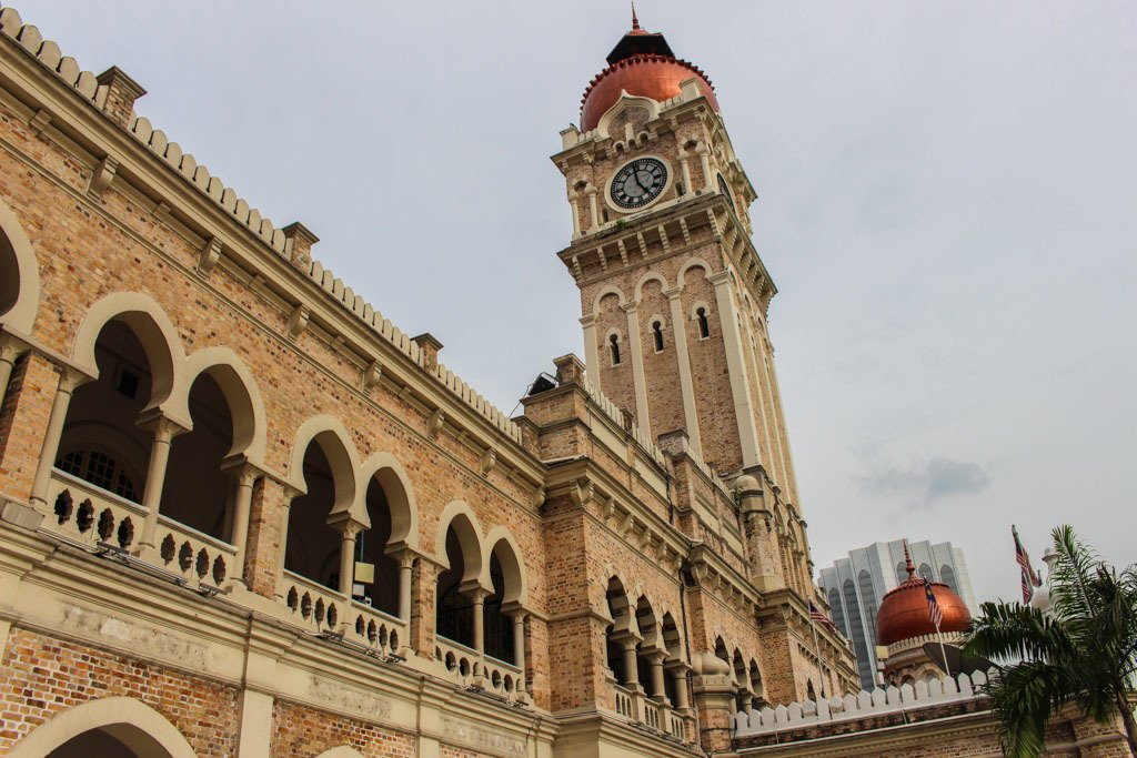 Walk around the city center you can see some of Kuala Lumpur attractions and visit some historical buildings.