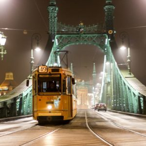The places for Instagram photos in Budapest Hungary