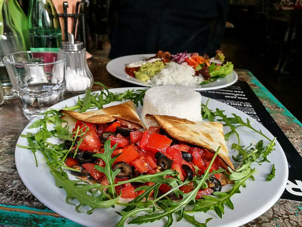 Prague has great vegetarian restaurants, give a try. It's a different thing to do in Prague.