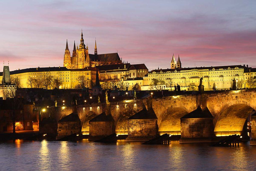 The castle is one of Prague top attractions, and you can easily spend a day there.