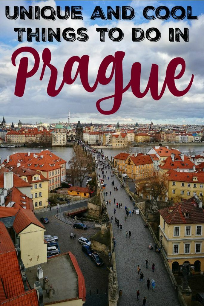 Travel guide to unique and cool things to do in Prague, Czech Republic. Best places to stay in Prague, top attractions, hidden gems, beers and local experiences. All you need to know to travel to Prague and make the most of your trip.