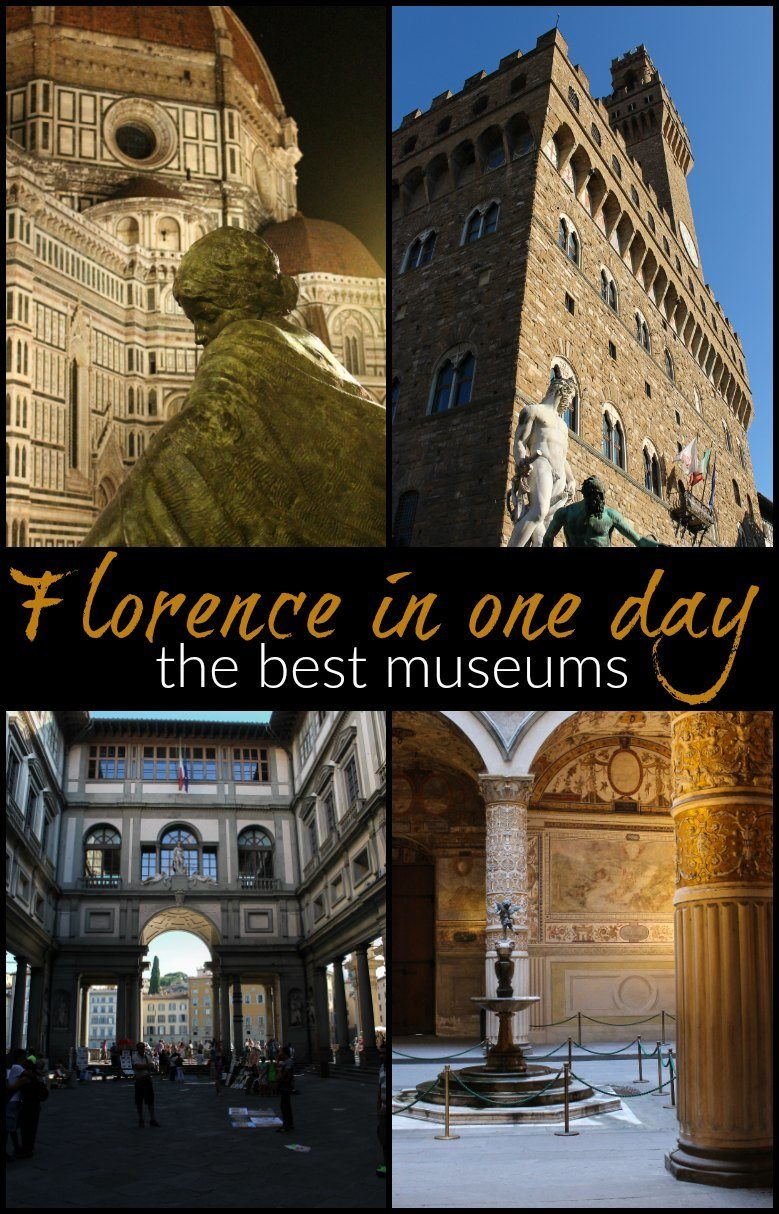 What to do in Florence in one day! Recommendations to enjoy the best museums in Florence and attractions in only one day in the city. How to plan your itinerary, choose the best places to visit in Florence in one day and buy your tickets in advance. Travel tips and suggestions to where to eat and how to enjoy the most of this stunning city in Tuscany, Italy.  #Italy #Tuscany #Florence #traveltips