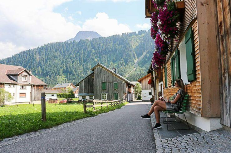 O que Fazer em Vorarlberg, verão Áustria