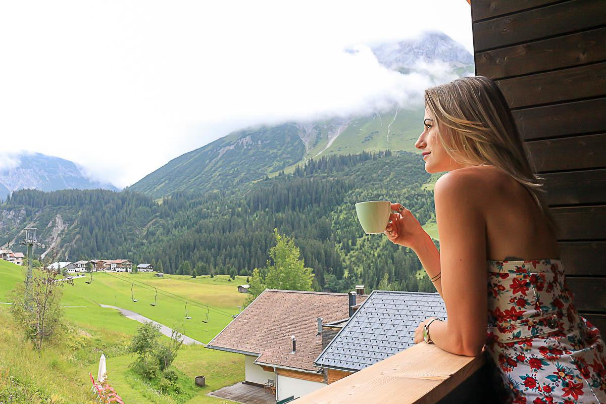 The top things to do in Lech Austria summer time