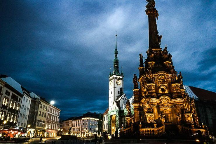 Amazing Things to do in Olomouc in Czech Republic