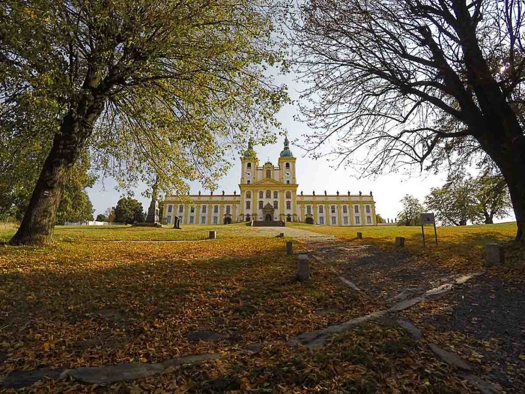 You travel itinerary to Olomouc won't be complete without a visit to the stunning Holly Hill.