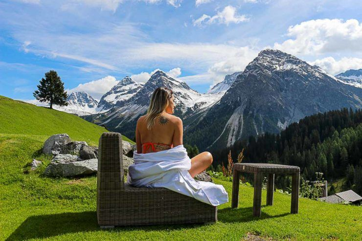 Summer in Arosa things to do in Switzerland