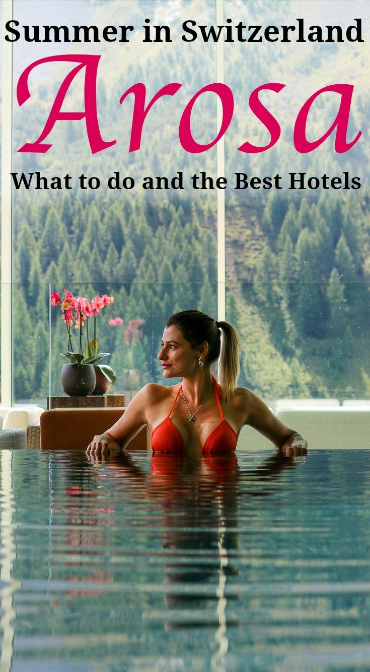 The ultimate guide to Summer in Arosa. Enjoy the beauty of the Swiss Alps in style. What to do in Arosa, where to stay and why you should travel there to watch the Arosa Classic Car race. Personal recommendations, best restaurants and how to get to #Arosa in #Switzerland.