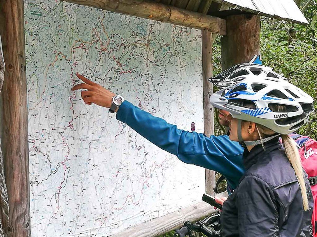 There are many bike trail in Jeseníky mountains, one better that another. Mountain bike and E-mountain bike are the top the Jeseníky Mountains.