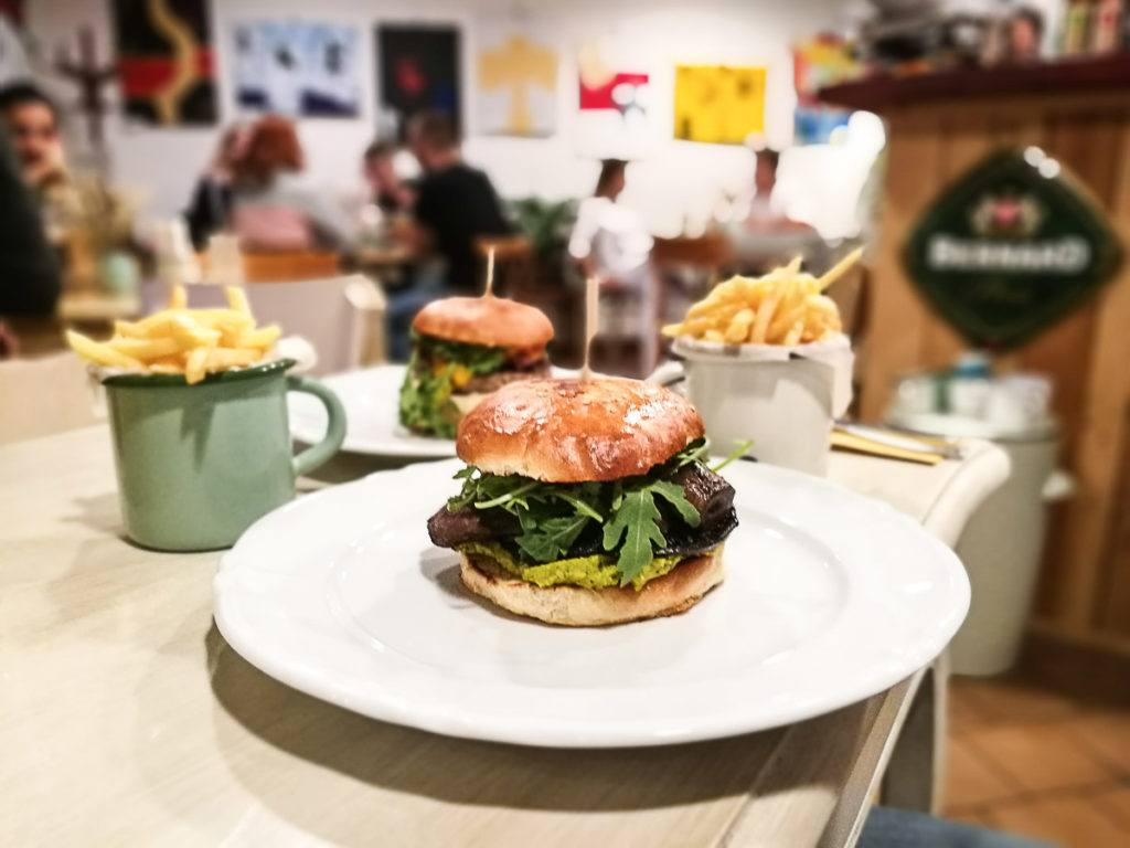 Eating burgers is one of the most delicious things to do in Ostrava, believe me!