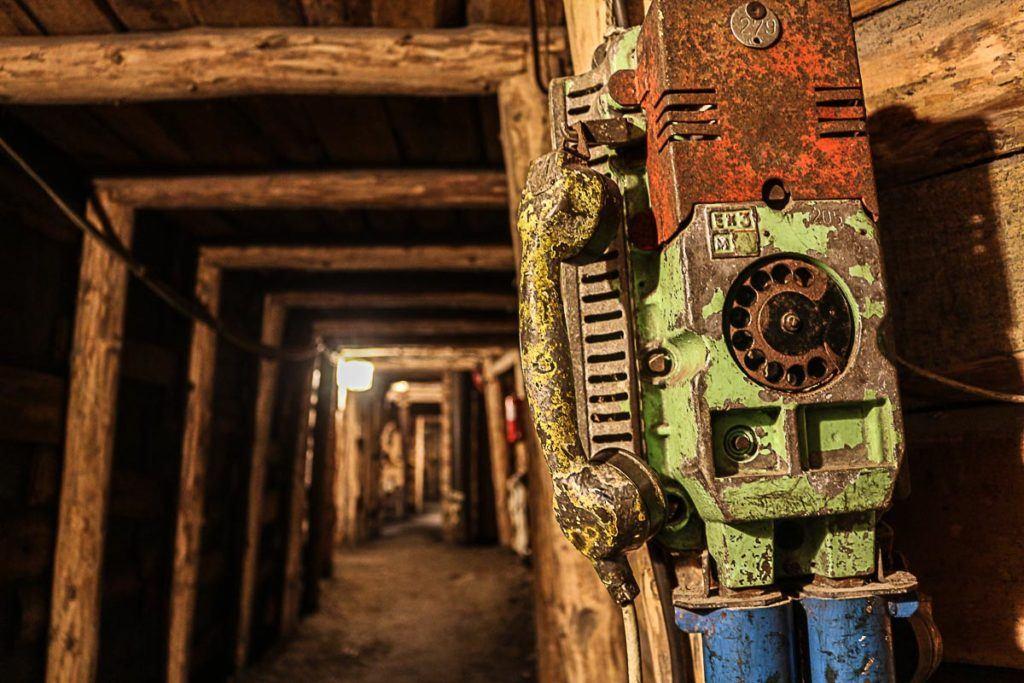 O Landek Park está na lista das principais atrações de Ostrava e a vista a antiga mina de carvão é bem interessante.