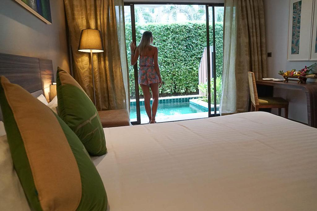 No doubt Novotel Karon Phuket Beach Resort is one of the best hotels in Karon Beach.