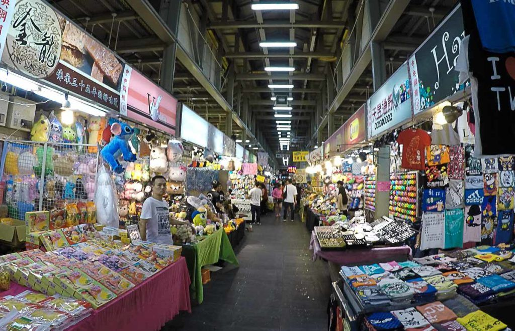 The Shilin Night Market is the most famous night market in Taipei and a must thing to do in the city.