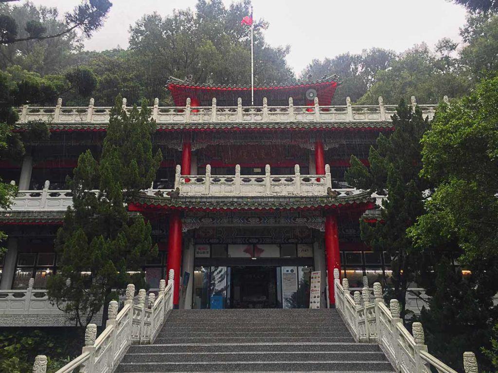 No quarto dia em Taipei vá visitar o Parque Nacional Yangmingshan, onde está a montanha mais alta de Taipei.