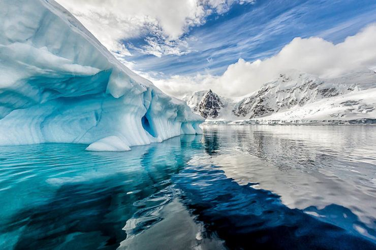 Curiosities about Antarctica