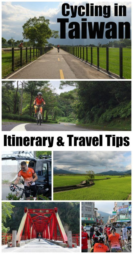 Cycling in Taiwan is an adventure of a lifetime. Find out how to cycle Taiwan's East Coast, the most beautiful cycling route in the country. Practical tips on how to plan your itinerary, what to pack for a cycling trip and how to travel to Taiwan. #Taiwan #Cycling #AdventureTravel #TaiwanEastCoast #Biking