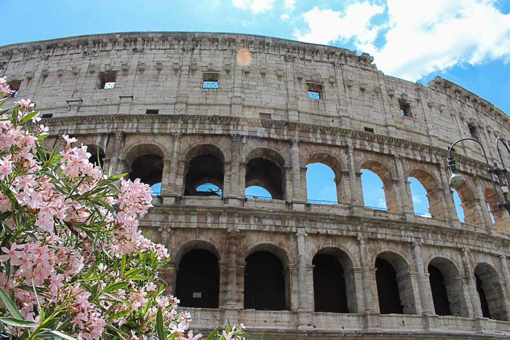 Rome is one of the cities yo must visit in Italy.
