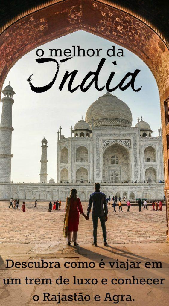 Tudo o que você precisa saber sobre o Palace on Wheels, um trem de luxo que visita as principais atrações do Rajastão e Agra na Índia. Uma avalição honesta sobre o roteiro do Palace on Wheels, passeios, acomodações e comida. Como foram os 7 dias visitando Jaipur, Udaipur, Jaisalmer, Jodhpur, Agra e Taj Mahal. Falamos sobre o que está incluso no preço do Palace on Wheel, como reservar sua passagem e dicas de viagem para a Índia. #India #Rajastao #TajMahal #ViagemdeLuxo #PalaceonWheels