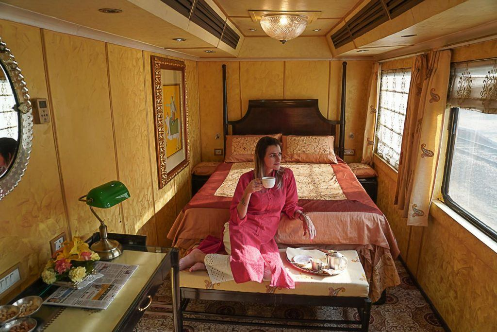Palace On Wheels Review: A Luxury Train Trip in Rajasthan